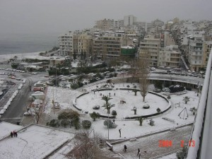 piraeus snow 2004 2