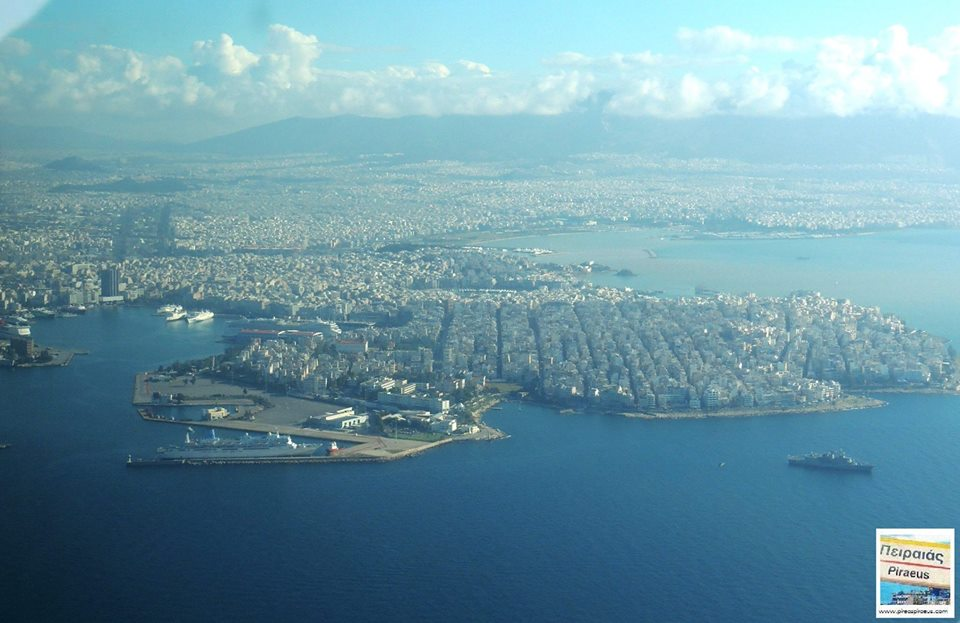 piraeus from high