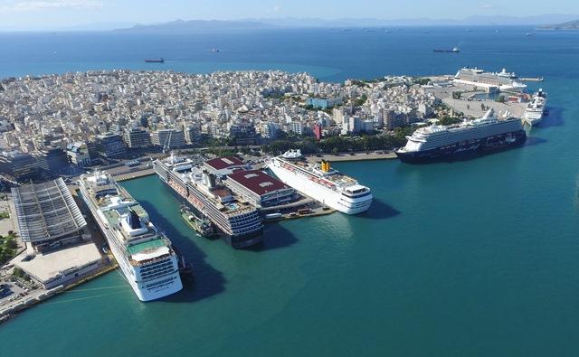 Αποτέλεσμα εικόνας για ΕΒΕΠ: Πώς θα αναβαθμιστεί ποιοτικά η κρουαζιέρα στον Πειραιά
