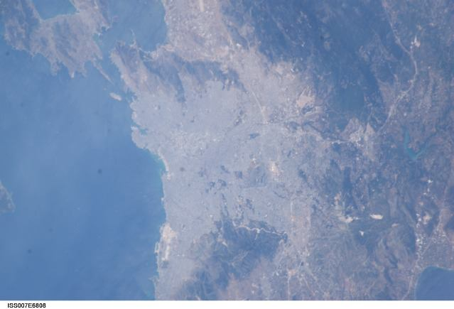 PIRAEUS FROM SPACE 7