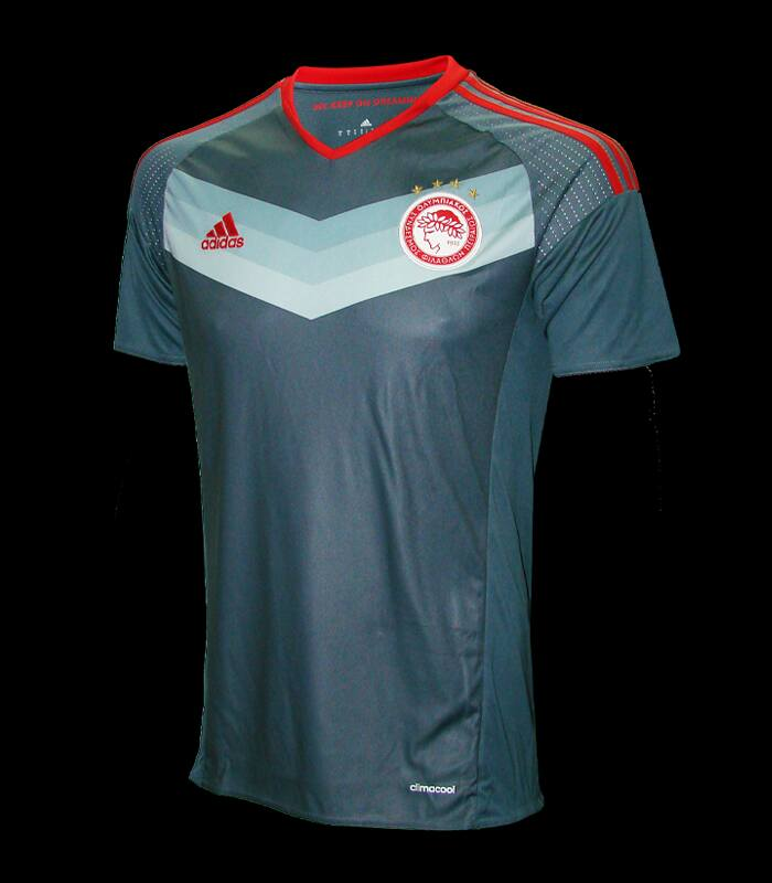 OLYMPIACOS 2ND KIT
